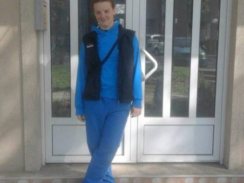 Nadja Higl u hiperbaricnoj komori